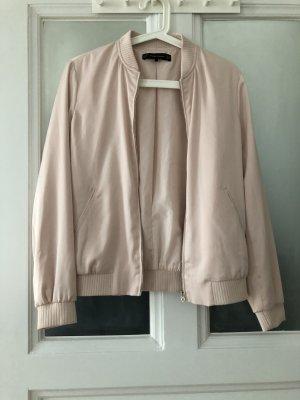 Zara Bomber Jacket dusky pink