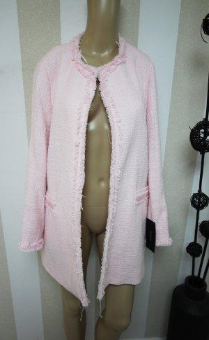Zara Coat pink