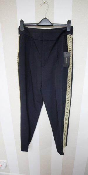 Zara Trousers dark blue