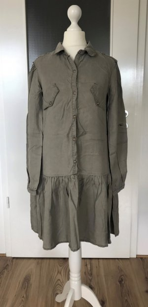 e544f0c15d7 Zara Blouse Dress multicolored lyocell