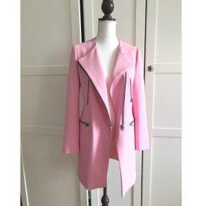 Zara Manteau rose-rose clair