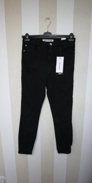 NEU ZARA Super High Rise Jeans Hose