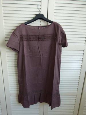 Neu! Zuckersüßes Kleid Tunika von Sisley Gr. L braun