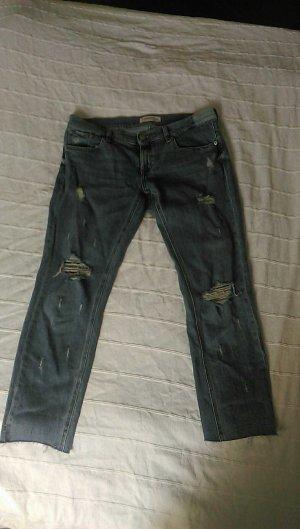 Neue 7/8-Jeans von Zara
