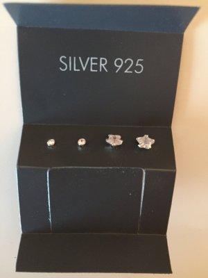 Neue 925 Silber Stecker