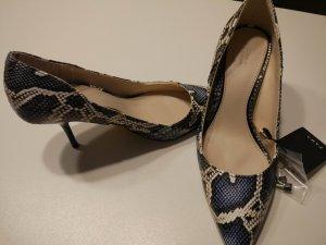 Zara High Heels blue