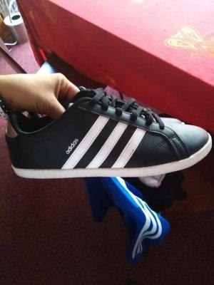 Adidas Skaterschoenen zwart-wit