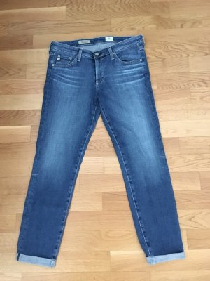 Neue AG Jeans, Adriana Goldschmied, Größe 31. Modell the stilt roll up, cigarette roll up