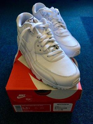 Nike Scarpa bassa bianco Pelle