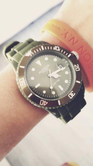Neue Armbanduhr von der Marke Madison New York !