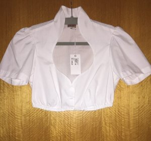 Astrid Söll Traditional Blouse white