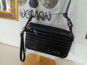 Neue Ausgefallene Tasche im Koffer Design *