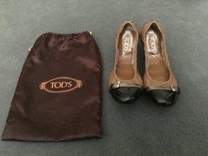 Neue Ballerina Tod's ungetragen 39