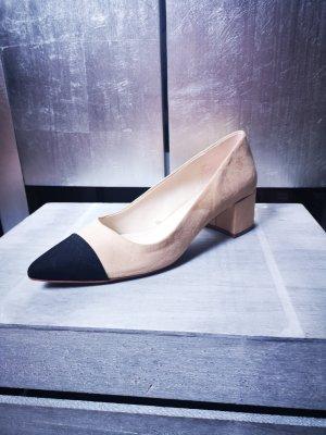 Zara Basic Chaussure décontractée multicolore daim