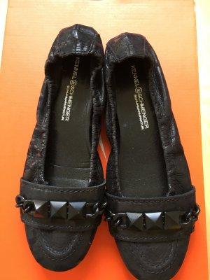 Neue Ballerinas von Kennel & Schmenger in schwarz