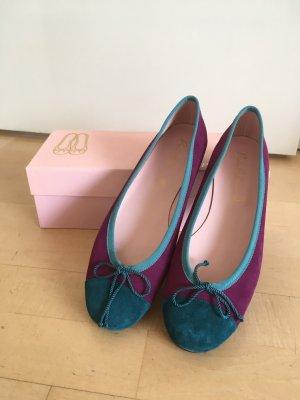 Pretty ballerinas Ballerinas multicolored leather