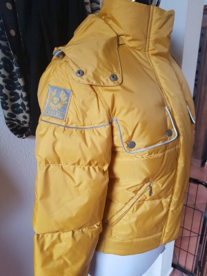 Belstaff Down Jacket yellow