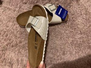 Birkenstock Sandalo outdoor bianco