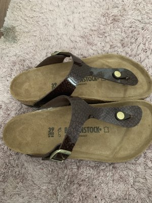 Birkenstock Outdoor Sandals black brown