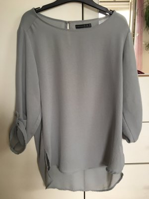 Atmosphere Long Sleeve Blouse grey-gold-colored