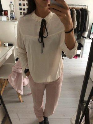 Neue Bluse in Creme