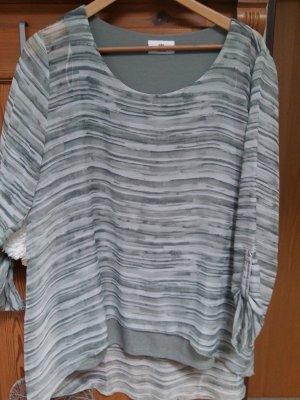 neue Bluse/Tunika 44-46 oliv