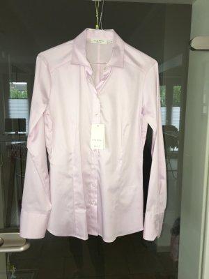 Neue Bluse von Eterna, Größe 34, rosa, slim fit