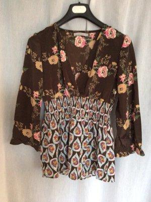 NEUE Bluse von Saint-Tropez in ausgefallenem Style