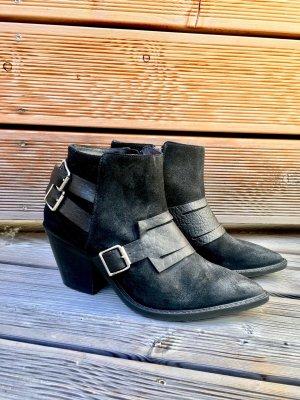 nü Chelsea Boot noir