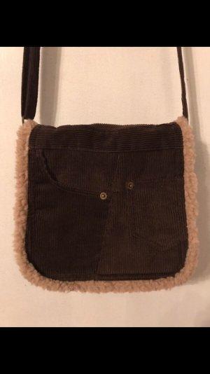 Neue braune Handtasche von Ernstings Family