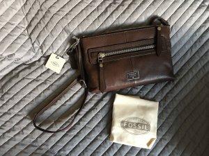 Fossil Shoulder Bag multicolored leather