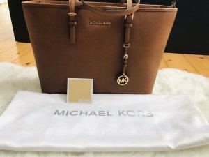 Neue braune Michael Kors Tasche