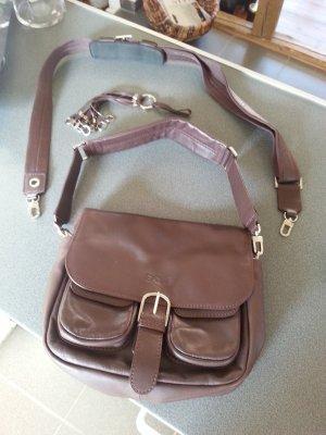 Bree Crossbody bag silver-colored-brown
