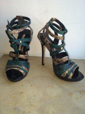 Neue Buffalo High Heels Gr. 37 Sandaletten