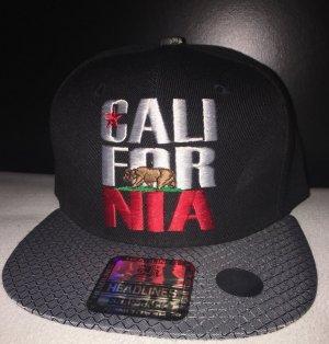 Neue California Snapback Cap