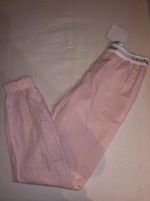 Calvin Klein Sweat Pants light pink