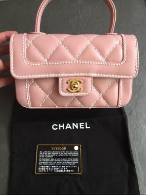 Chanel Borsetta mini rosa