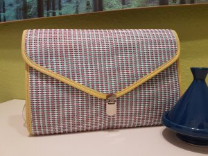 Atmosphere Borsa clutch multicolore