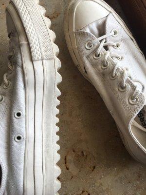 Neue Converse Chucks mit plateau