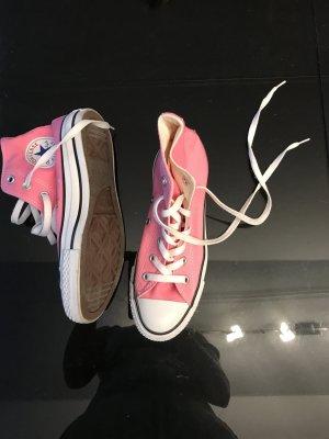 Neue Converse in Rosa Gr.37