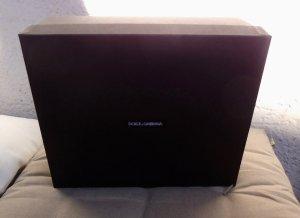 """neue """"D&G"""" - box, Karton, Aufbewahrung"""