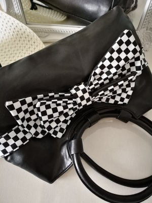 Carry Bag black-white