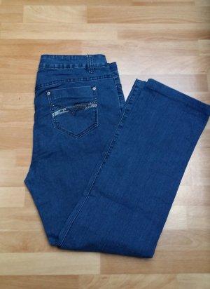 neue Damen Jeans/ dunkel blau/ Gr. 44