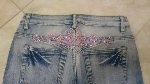 **Neue*** Damen Jeans mit Steinchen