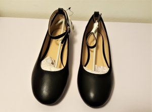 Pimkie Ballerines à lacets noir