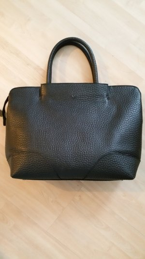 voi Carry Bag black leather