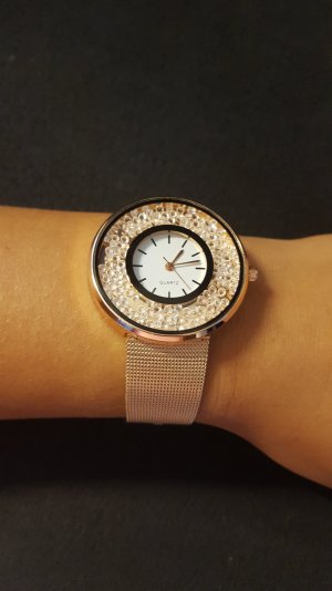 Watch rose-gold-coloured