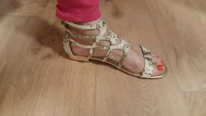 Vince Camuto High-Heeled Sandals gold-colored-cream