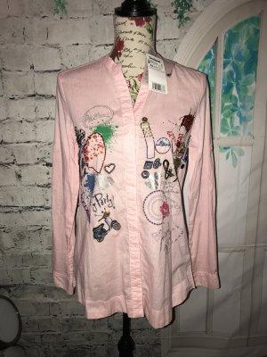 Neue Desigual Bluse  mit Etikett