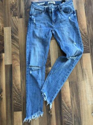 Neue destroy skinny Jeans